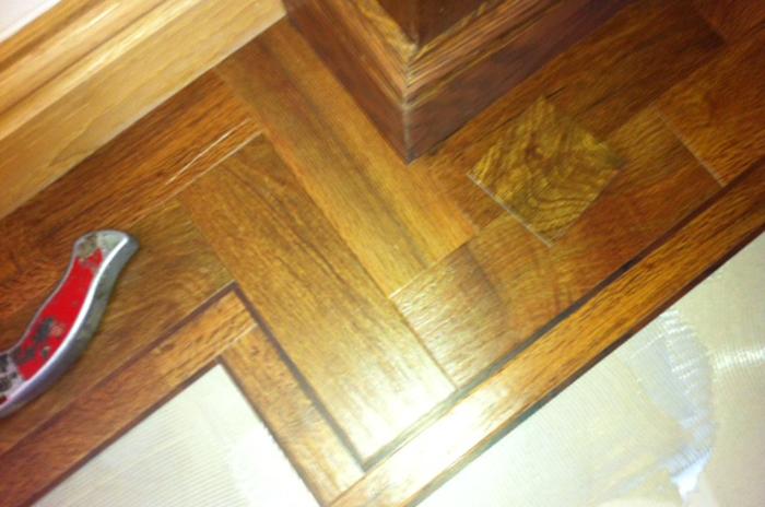 karndean floor fitter